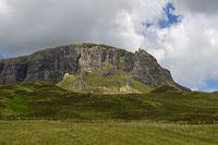 Quiraing mountain range, Scotland, United Kingdom