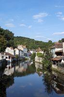 Brantome Perigord France