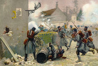 Battle of Villiers-Champigny, Franco-Prussian War