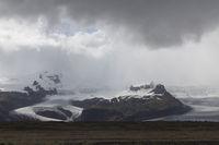 Skaftafellsjökull glacier, Ring Road, Iceland