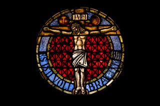 kreuzigungsszene, evangelisch-lutherische kirche, sessenheim