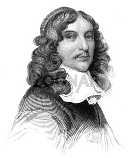Andrew Marvell, 1621-1678, English metaphysical poet
