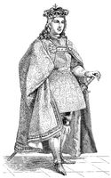 Frederick the Handsome, c. 1289 - 1330, Duke of Austria and Styria , King of Germany
