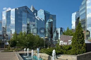 Nurly Tau Business Center,, Almaty, Kasachstan
