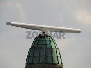 Landungsbrücken Radarturm