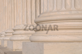 Pillars of Law of the Supreme Court of the United States of America