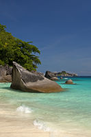Granite boulders, Mu Ko Similan National Park