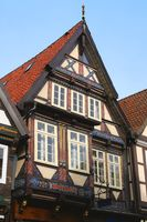 Celel - Timbered gable
