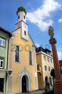Maria-Hilf-Kirche Murnau