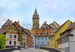 Rottweil, Altstadt mit Kapellenkirche