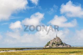 Mount St Michel in Normandy