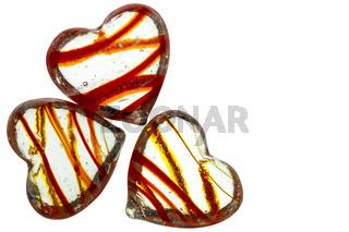 drei Herzen