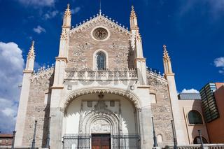 San Jeronimo Church
