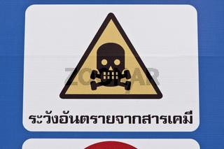 Gefahrenstoffe