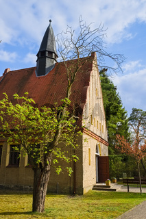 Dorfkirche Bad Saarow, Brandenburg, Deutschland