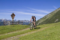 Bike tour in Karwendel
