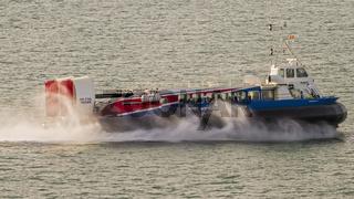 Isle Of White Hovercraft Service UK