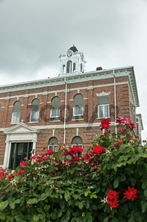 Old courthouse in Marshall, Clark County