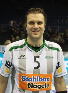 deutscher Handballspieler Dragoș-Nicolae Oprea -Saison 2013/14 FA Göppingen,DHB-Team