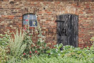 Alte Scheune, Insel Usedom   old barn, Usedom Island