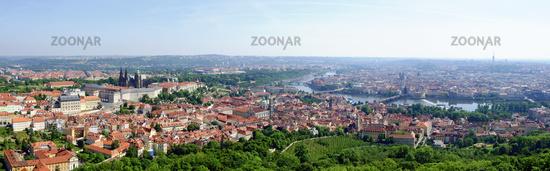 Prague with Castle District