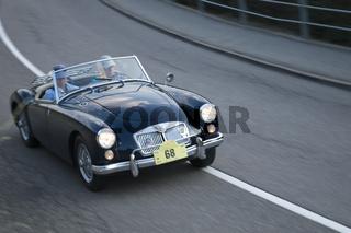 Südtirol Classic Cars_MG A 1600