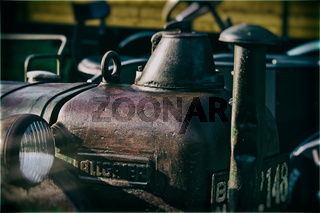 Landmaschinenausstellung Oldtimer
