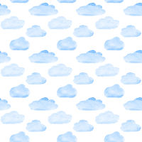 Clouds seamless