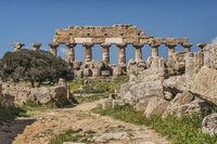 Akropolis, Selinunt, Sizilien | Acropolis, Selinunte, Sicily