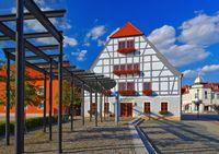 Grossraeschen Fachwerkhaus - Grossraeschen half-timber house 03