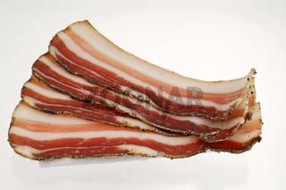 Pancetta Schweinespeck