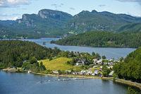 Egenes Camping Drift,Flekkefjord, Norway