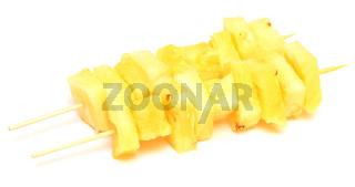 pineapple kebab