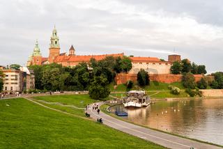 Wawel in Krakau