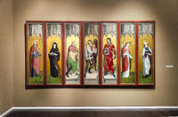 Polyptych panels, Wallraf-Richartz Museum, Cologne