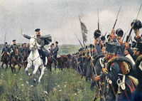 General Gebhard Leberecht von Blücher, Battle of the Katzbach, 1813, Napoleonic Wars