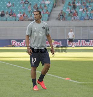 Zlatan Ibrahimovic (Paris Saint-Germain FC)