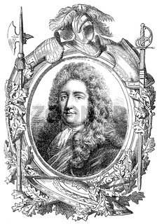 James FitzJames, 1st Duke of Berwick, 1670-1734, Anglo-French military leader, illegitimate son of King James II