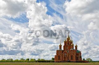 Russia.Omsk region
