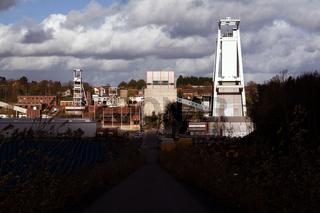 Grube Goettelborn,Saarland, D