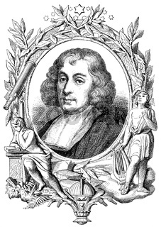 John Ray,1627-1705, English naturalist