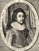 Frederick V,  the Winter King, 1596 - 1632, Elector Palatine