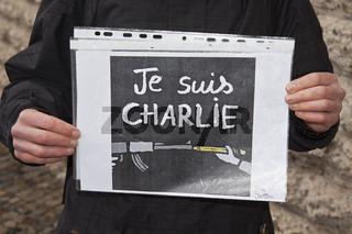 Je Suis Charlie