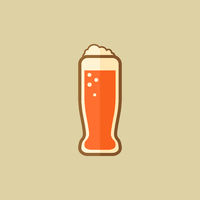 Beer. Food Flat Icon