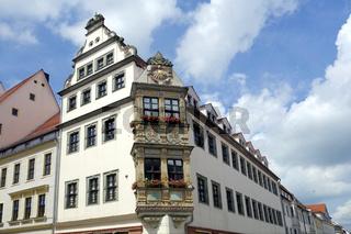 Renaissanceerker in Freiberg Sachsen 1.jpg