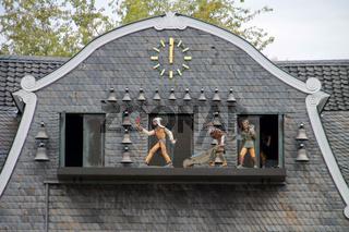 Glocken- und Figurenspiel in Goslar