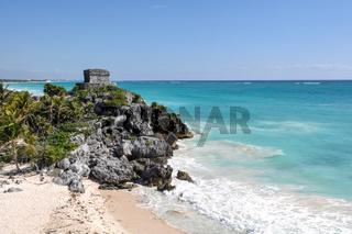 Tulum Mayan Ruin