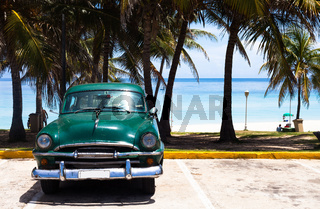 Kuba amerikanischer Oldtimer 11