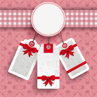 Emblem Cloth Valentinesday Price Stickers Ornaments PiAd