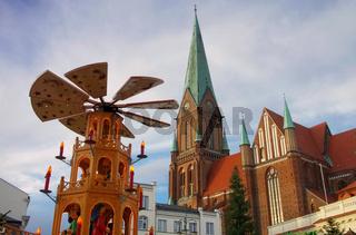 Schwerin Weihnachtsmarkt - Schwerin christmas market  04